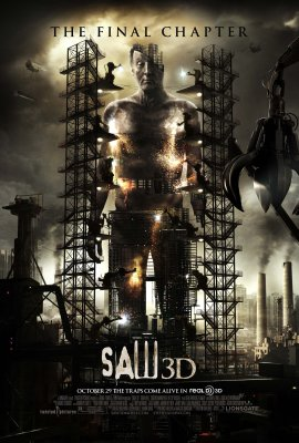 Pjūklas 7: spąstai atgyja / Saw 3D: The Final Chapter (2010)