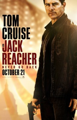 Džekas Ryčeris: Nesidairyk atgal / Jack Reacher: Never Go Back (2016)