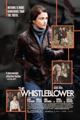 Išdavikė / The Whistleblower (2010)