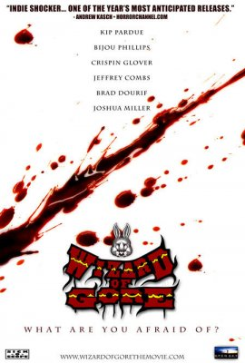 Burtininkas / The Wizard of Gore (2007)