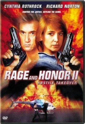Įniršis Ir Garbė 2 / Rage and Honor 2 (1993)