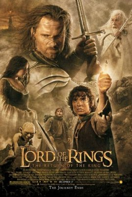 Žiedų valdovas: Karaliaus sugrįžimas / The Lord of the Rings: The Return of the King (2003)