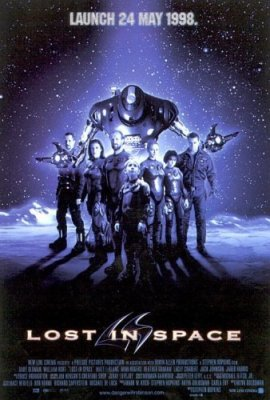 Pasiklydę kosmose / Lost in Space (1998)