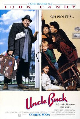 Dėdė Bakas / Uncle Buck (1989)