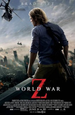 Pasaulinis Karas Z / World War Z (2013)