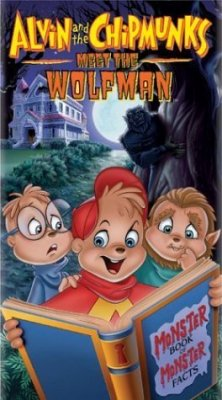 Alvinas ir burundukai sutinka vilkžmogį / Alvin and the Chipmunks Meet the Wolfman (2000)