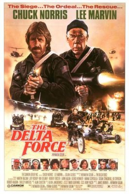 """Delta"" būrys / The Delta Force (1986)"