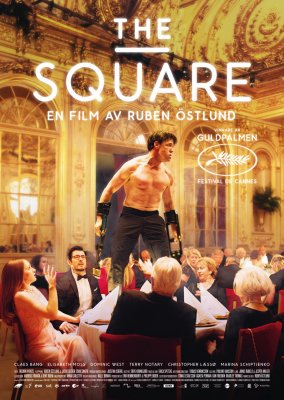 Kvadratas / The Square (2017)