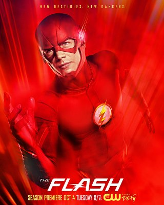 Blyksnis (sezonas 3) / The Flash (season 3) (2016)
