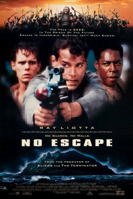 Pabėgimas iš Absolomo / Escape from Absolom / No Escape (1994)