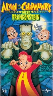 Alvinas ir burundukai sutinka daktarą Frankenšteiną / Alvin and the Chipmunks Meet Frankenstein (1999)