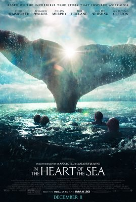 Vidury Vandenyno / In the Heart of the Sea (2015)