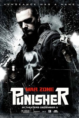 Baudėjas: Karo zona / Punisher: War Zone (2008)