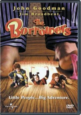Skolininkai / The Borrowers (1997)