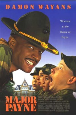 Majoras Peinas / Major Payne (1995)