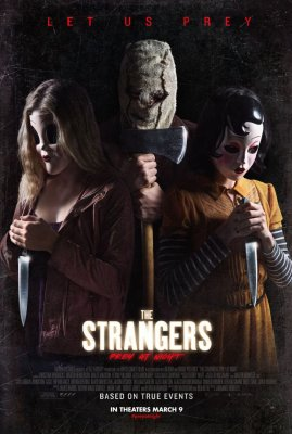 Nepažįstamieji: nakties grobis / The Strangers: Prey at Night (2018)
