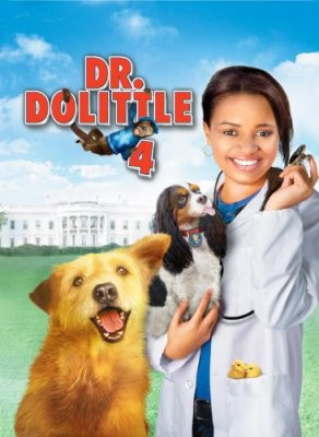 Daktaras Dolitlis 4 / Dr. Dolittle: Tail to the Chief (2008)