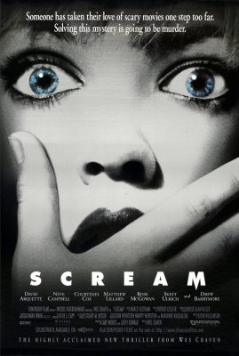 Klyksmas / Scream (1996)
