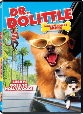 Daktaras Dolitlis 5: Lakis keliauja į Holivudą / Dr Dolittle Million Dollar Mutts (2009) 0:000:00