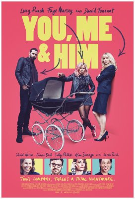 Tu, aš ir jis / YOU, ME AND HIM (2018)