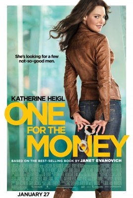 Daug vargo dėl pinigų / One for the Money (2012)