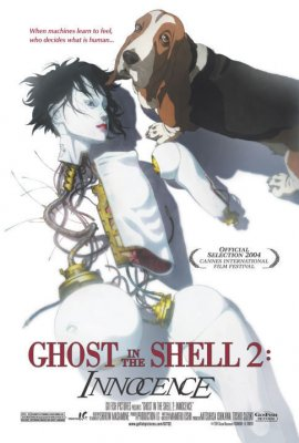 Dvasia šarvuose 2: Nekaltumas / Innocence / Ghost in the Shell 2: Innocence (2004)
