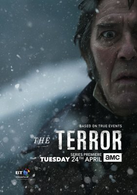 Teroras (1 Sezonas)  / The Terror (Season 1) (2018)