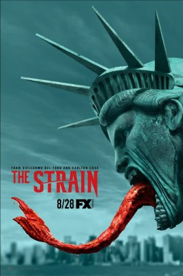 Padermė (1 sezonas)  / The Strain (season 1) (2014)