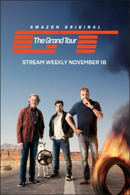 Didysis turas (1 sezonas) / The Grand Tour (season 1) (2016)