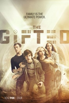 Mutantų brolija (1 sezonas) / The Gifted  (season 1) (2017)