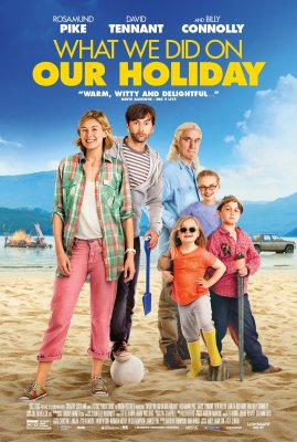 Svajonių atostogos / What We Did on Our Holiday (2014)
