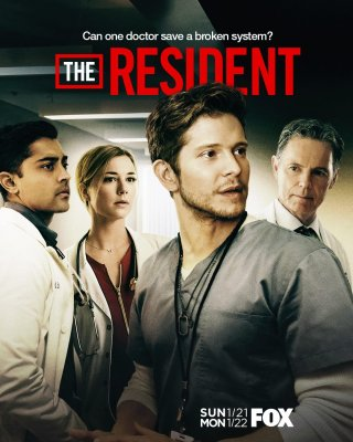 Rezidentas (1 Sezonas) / The Resident (Season 1) (2018)