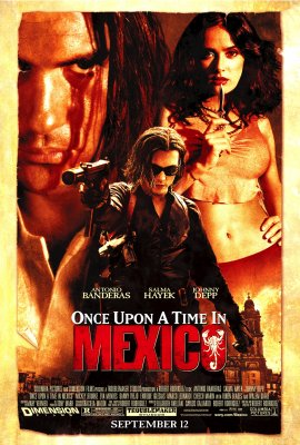 Kartą Meksikoje / Once Upon a Time in Mexico (2003)