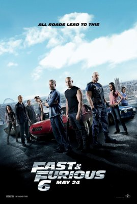 Greiti ir įsiutę 6 / The Fast and the Furious 6 (2013)