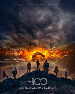 Šimtukas (1 sezonas) / The 100 (season 1) (2014)