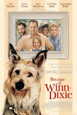 Jei ne Vinis Diksis... / Because of Winn-Dixie (2005)