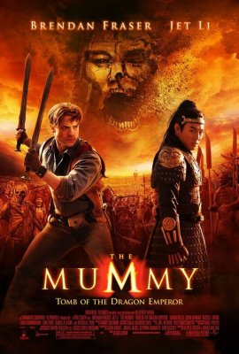 Mumija: Drakono imperatoriaus kapas / The Mummy: Tomb of the Dragon Emperor (2008)